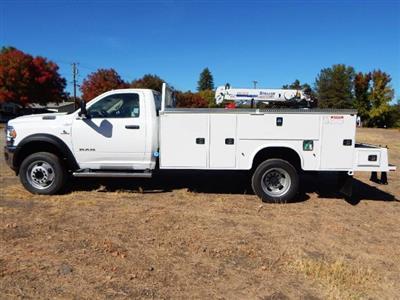 2020 Ram 5500 Regular Cab DRW 4x4, Tradesman, Knapheide KMS16 Mechanics Service Truck, 3200# Stellar Crane #20D187 - photo 4