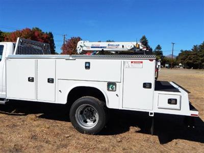 2020 Ram 5500 Regular Cab DRW 4x4, Tradesman, Knapheide KMS16 Mechanics Service Truck, 3200# Stellar Crane #20D187 - photo 5