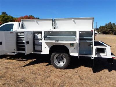 2020 Ram 5500 Regular Cab DRW 4x4, Tradesman, Knapheide KMS16 Mechanics Service Truck, 3200# Stellar Crane #20D187 - photo 6