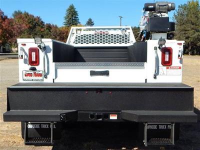 2020 Ram 5500 Regular Cab DRW 4x4, Tradesman, Knapheide KMS16 Mechanics Service Truck, 3200# Stellar Crane #20D187 - photo 14