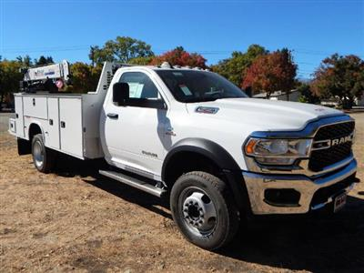 2020 Ram 5500 Regular Cab DRW 4x4, Tradesman, Knapheide KMS16 Mechanics Service Truck, 3200# Stellar Crane #20D187 - photo 32