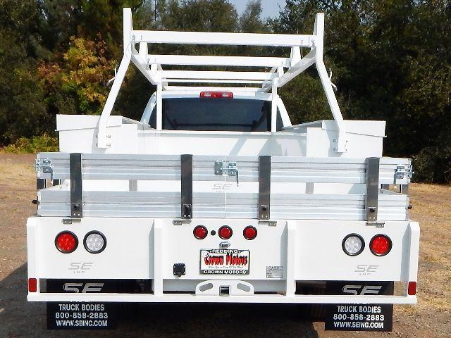 2020 Ram 5500 Crew Cab DRW 4x4, Scelzi 12ft Combo Body #20D312 - photo 12
