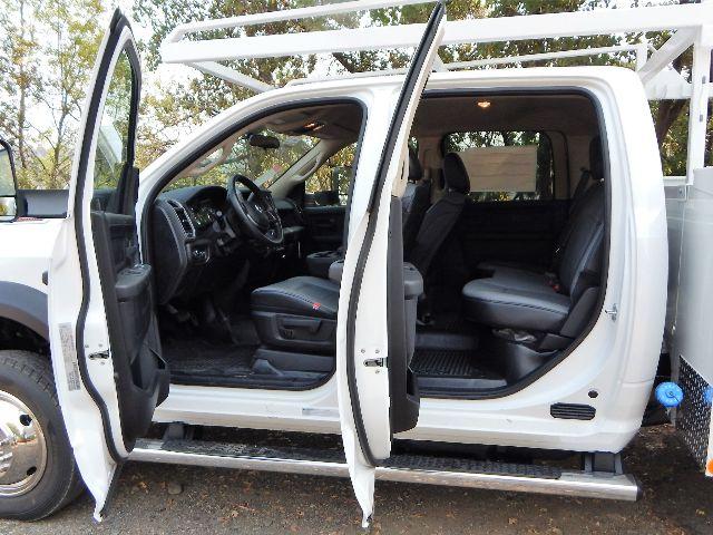 2020 Ram 5500 Crew Cab DRW 4x4, Scelzi 12ft Combo Body #20D312 - photo 21