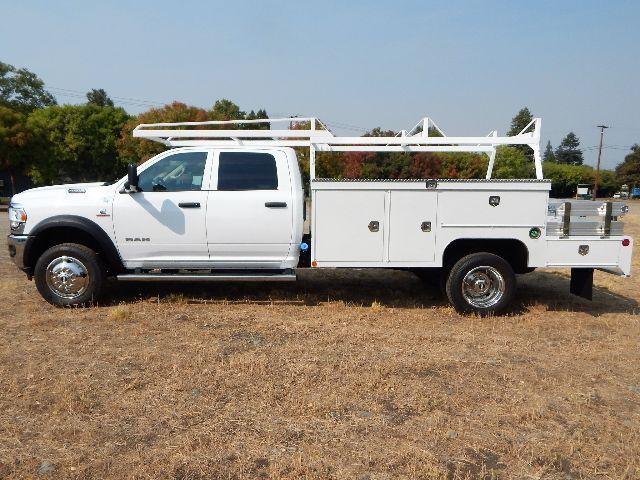 2020 Ram 5500 Crew Cab DRW 4x4, Scelzi 12ft Combo Body #20D312 - photo 4