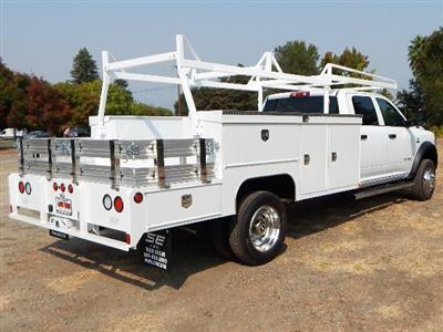 2020 Ram 5500 Crew Cab DRW 4x4, Scelzi 12ft Combo Body #20D312 - photo 14