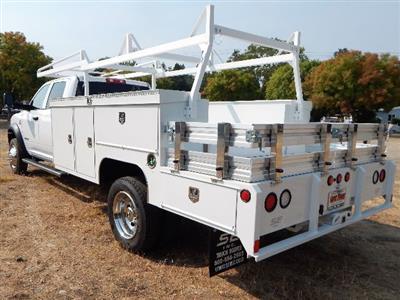 2020 Ram 5500 Crew Cab DRW 4x4, Scelzi 12ft Combo Body #20D312 - photo 2