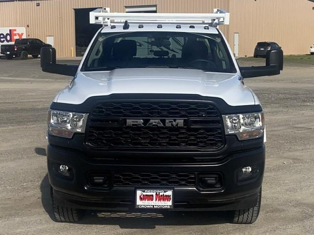 2020 Ram 3500 Crew Cab 4x4, Tradesman 9ft Royal Service Body, SRW, Gas #20D323 - photo 16