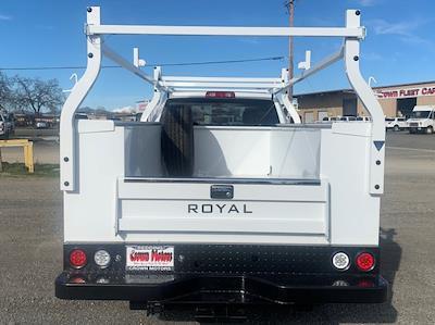 2020 Ram 3500 Crew Cab 4x4, Tradesman 9ft Royal Service Body, SRW, Gas #20D323 - photo 11