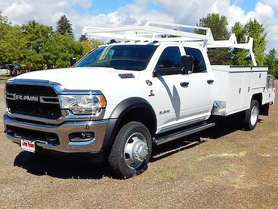2021 Ram 5500 Crew Cab DRW 4x4, Scelzi 12ft Combo Body #21D061 - photo 1