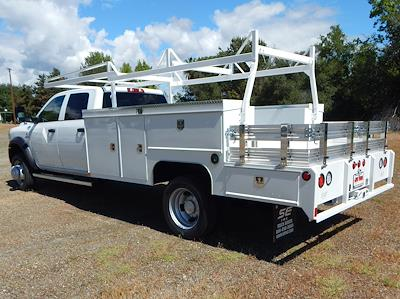2021 Ram 5500 Crew Cab DRW 4x4, Scelzi 12ft Combo Body #21D061 - photo 2
