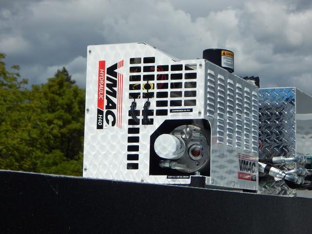 2021 Ram 5500 Regular Cab DRW 4x4, Scelzi 11ft Western Crane Body, 7000# AutoCrane #21D126 - photo 14