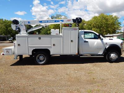 2021 Ram 5500 Regular Cab DRW 4x4, Scelzi 11ft Western Crane Body, 7000# AutoCrane #21D126 - photo 19