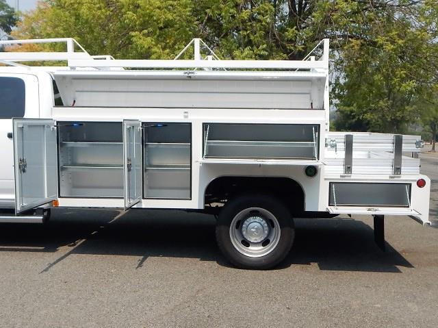 2021 Ram 5500 Crew Cab DRW 4x4, Scelzi 12' Combo Body #21D289 - photo 5