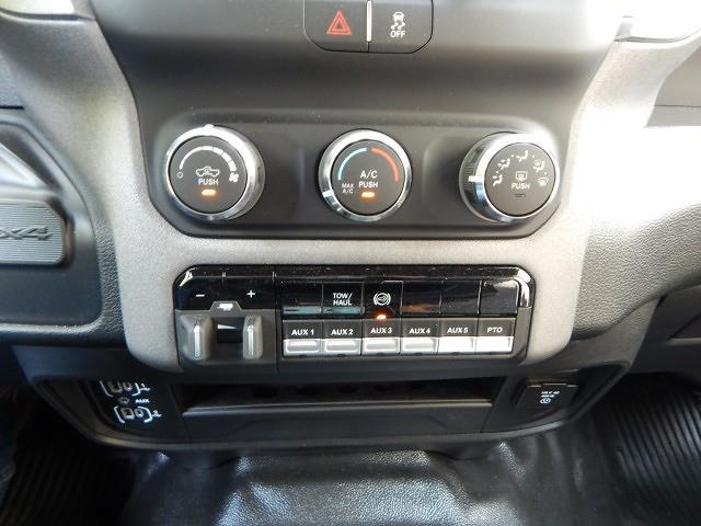 2021 Ram 5500 Crew Cab DRW 4x4, Scelzi 12' Combo Body #21D289 - photo 27