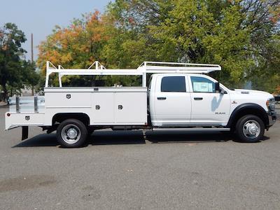 2021 Ram 5500 Crew Cab DRW 4x4, Scelzi 12' Combo Body #21D289 - photo 14