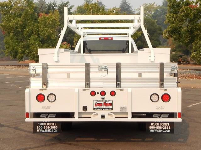 2021 Ram 5500 Crew Cab DRW 4x4, Scelzi 12' Combo Body #21D290 - photo 11