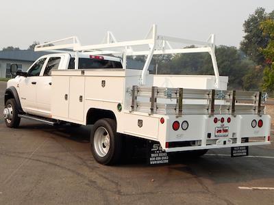 2021 Ram 5500 Crew Cab DRW 4x4, Scelzi 12' Combo Body #21D290 - photo 2