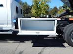 2021 Ram 5500 Regular Cab DRW 4x4, Scelzi 12Ft Flatbed Dump Body #21D307 - photo 8