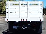 2021 Ram 5500 Regular Cab DRW 4x4, Scelzi 12Ft Flatbed Dump Body #21D307 - photo 9