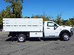 2021 Ram 5500 Regular Cab DRW 4x4, Scelzi 12Ft Flatbed Dump Body #21D307 - photo 12