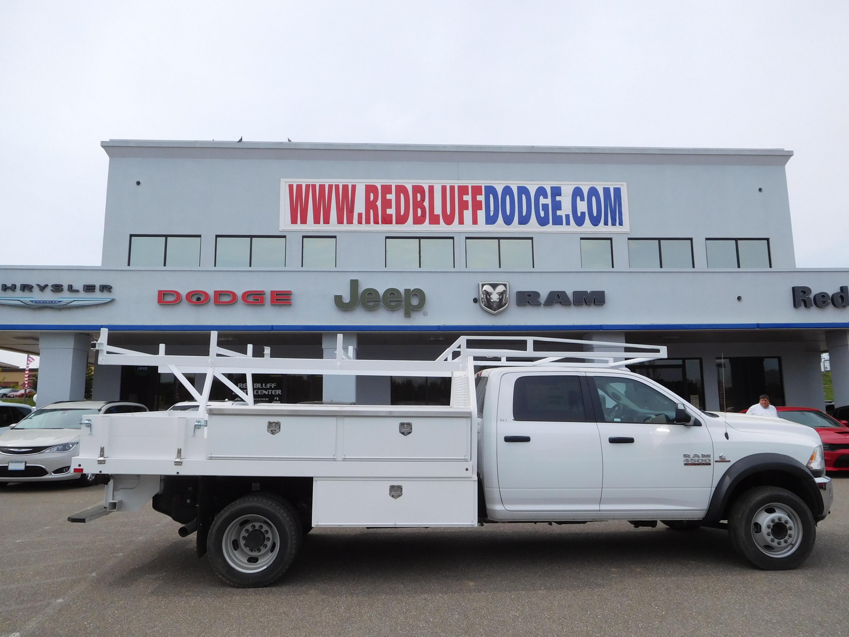 Ram Contractor Body Trucks Red Bluff Ca