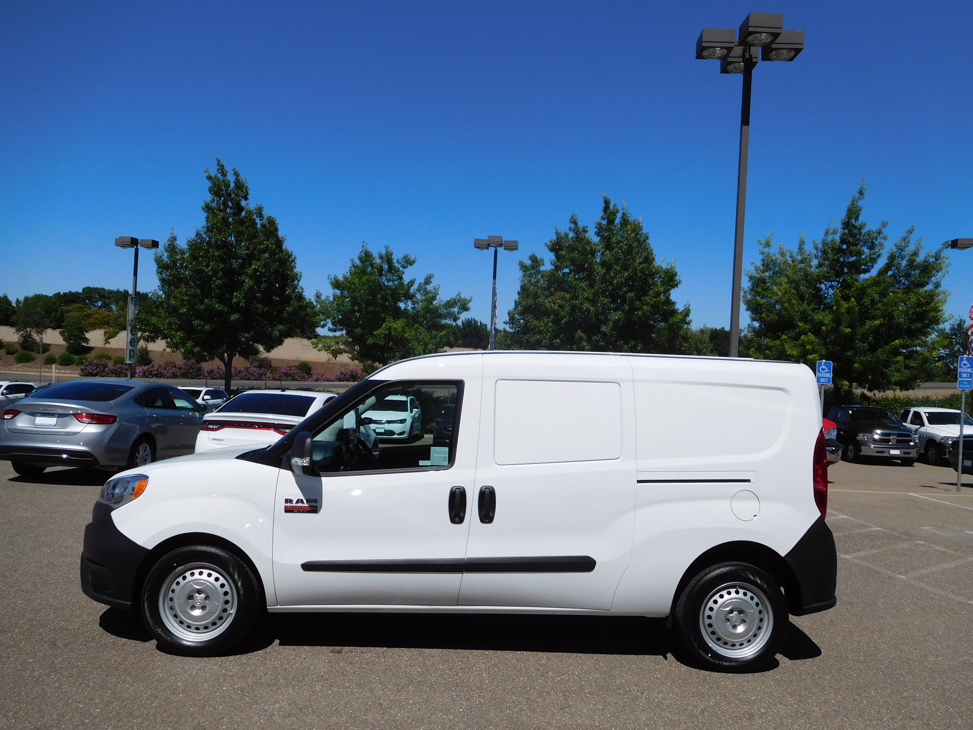2016 ProMaster City, Cargo Van #13604 - photo 6