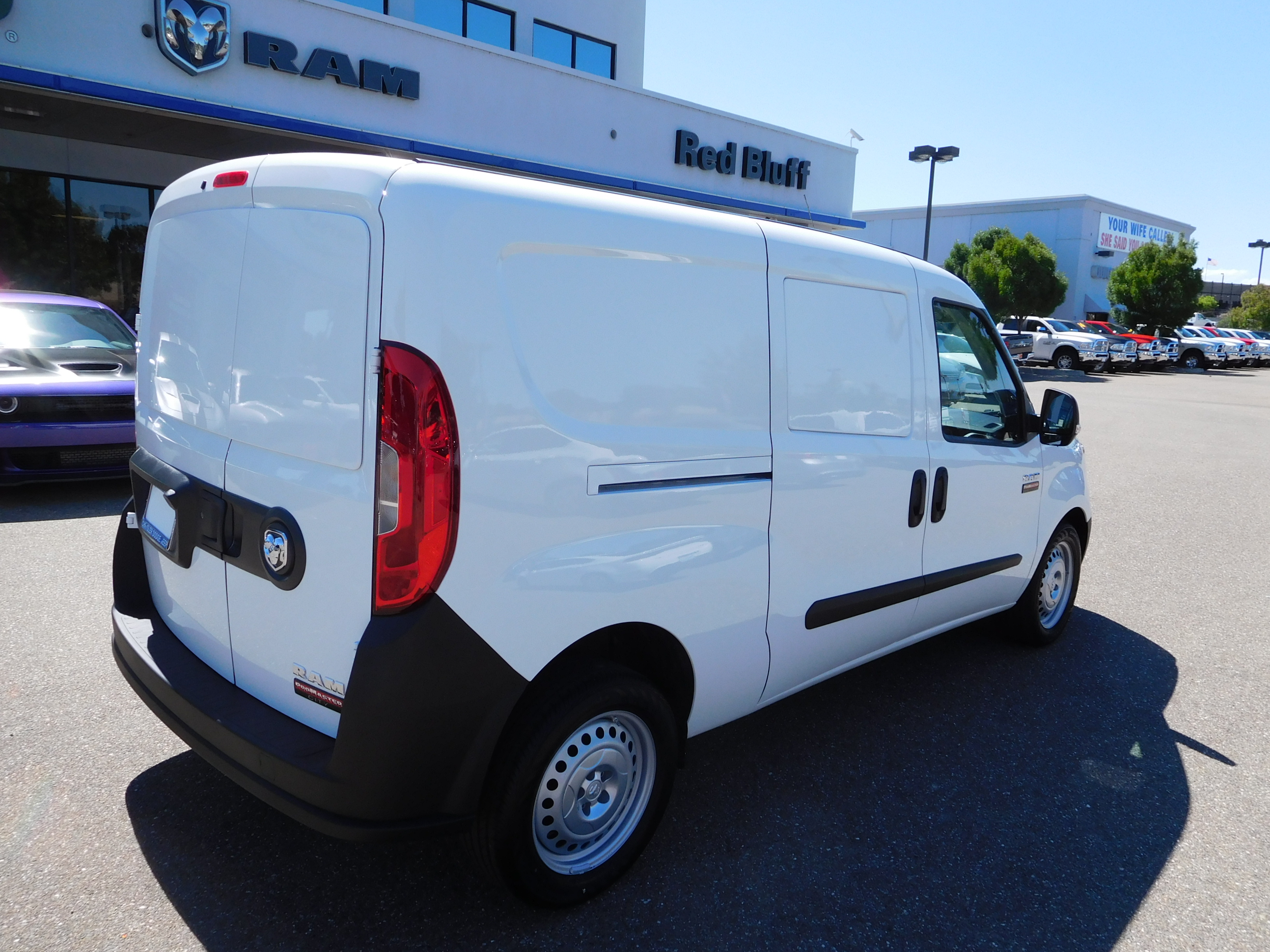 2016 ProMaster City, Cargo Van #13604 - photo 2