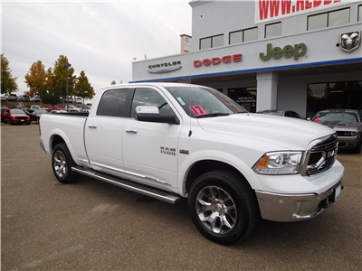 2017 Ram 1500 Crew Cab 4x4, Pickup #13945 - photo 1