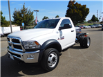 2017 Ram 5500 Regular Cab DRW 4x4, Cab Chassis #14070 - photo 1