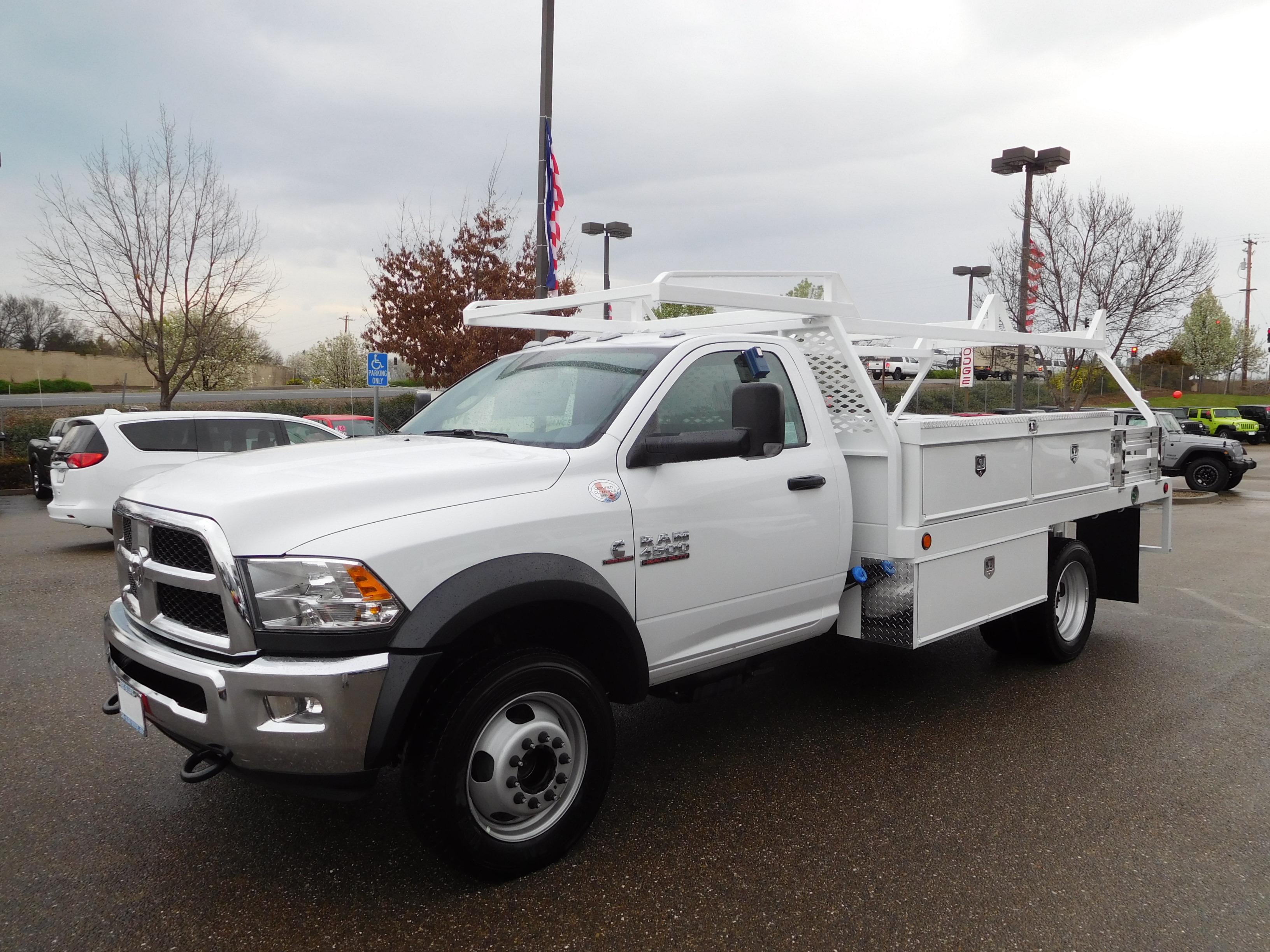 Red Bluff Dodge >> Ram Ram 4500 Trucks | Red Bluff, CA