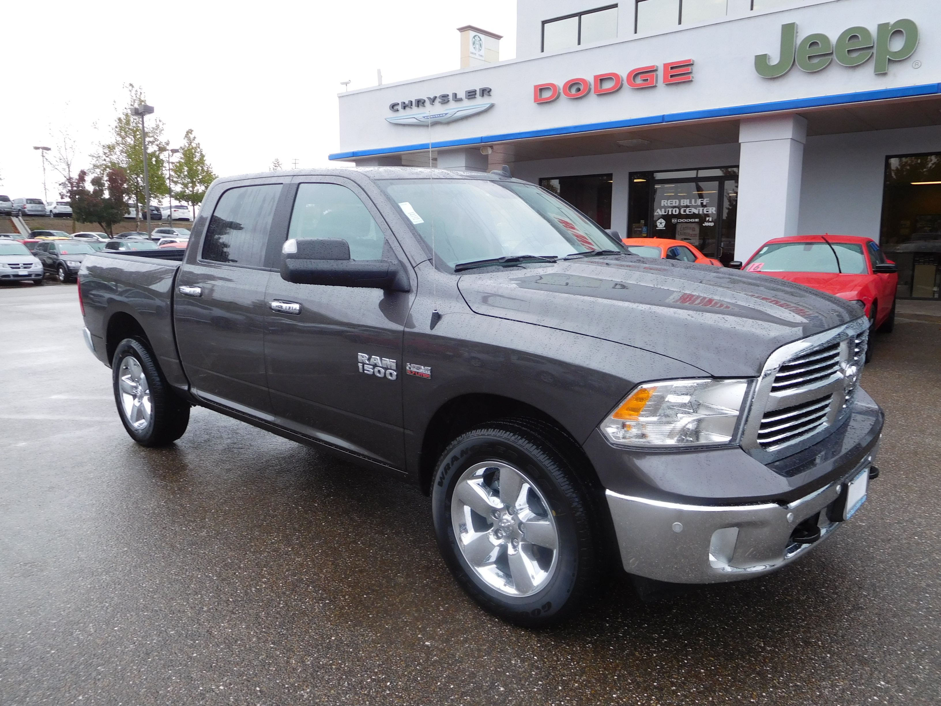 2017 Ram 1500 Crew Cab 4x4 Pickup #14112 - photo 1
