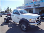 2017 Ram 5500 Regular Cab DRW 4x4, Cab Chassis #14131 - photo 1
