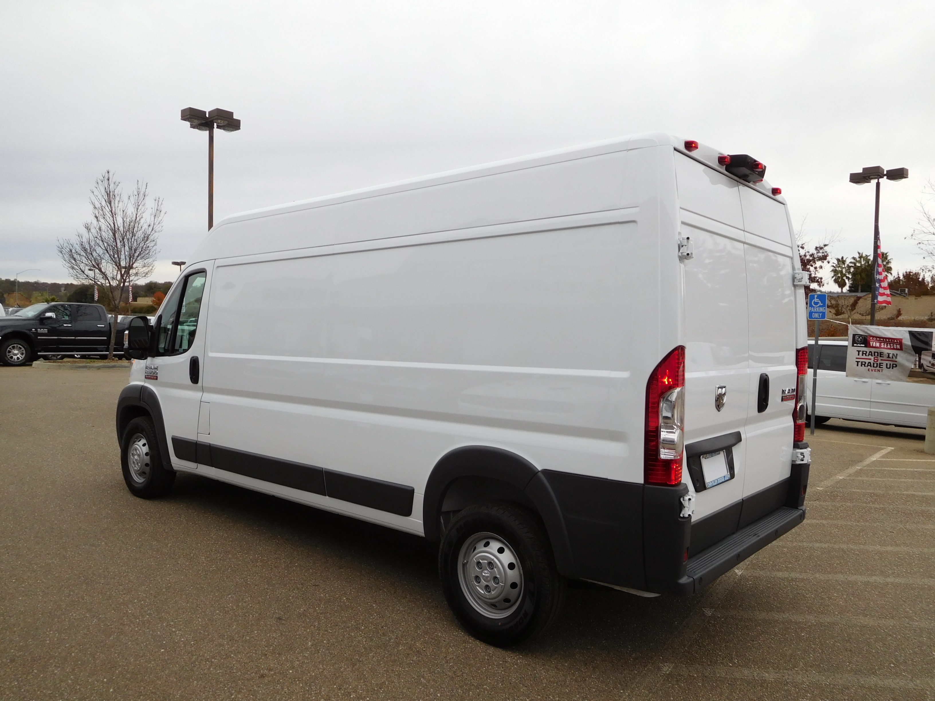 2017 ProMaster 2500 High Roof, Cargo Van #14190 - photo 8