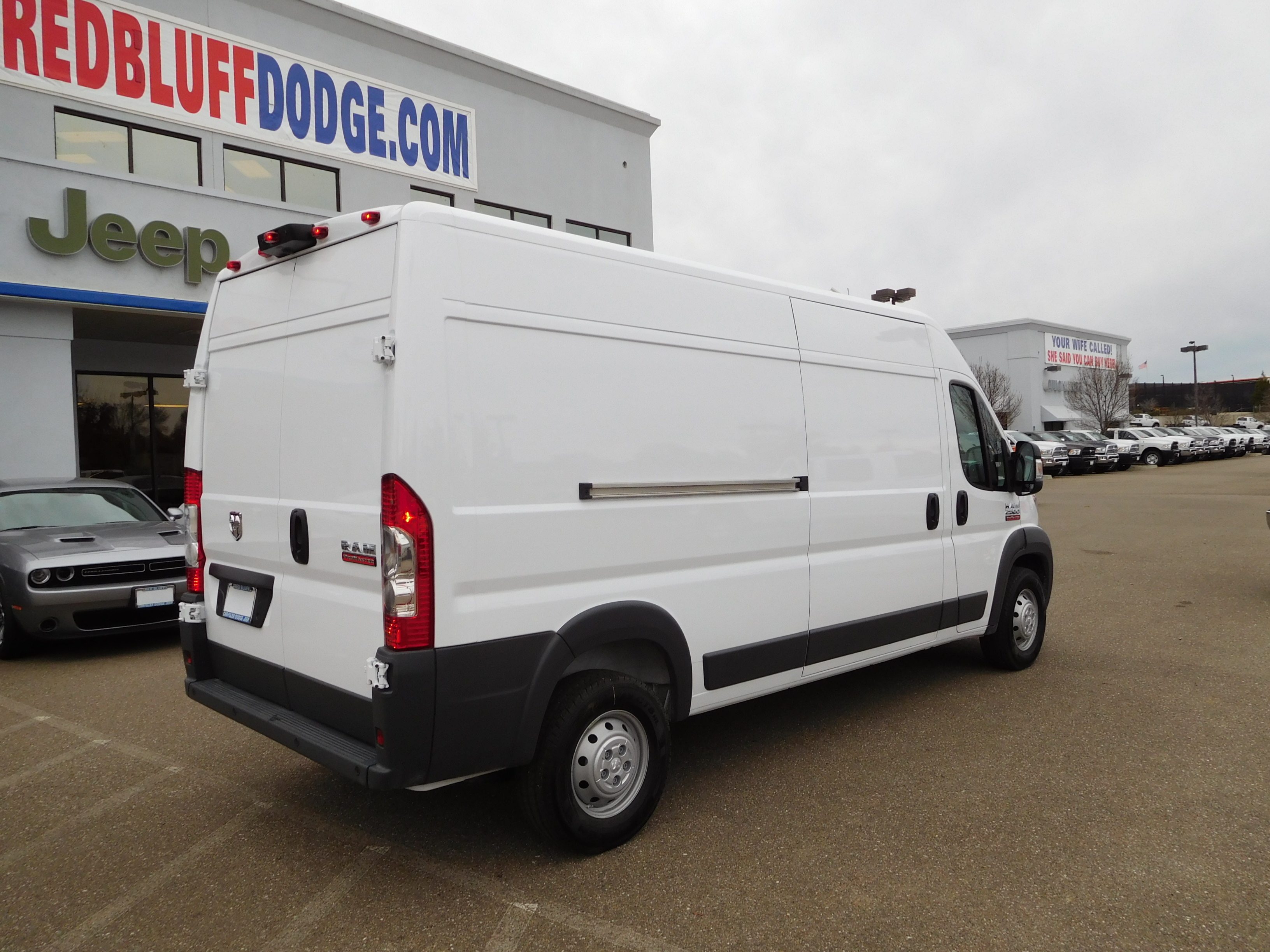2017 ProMaster 2500 High Roof, Cargo Van #14190 - photo 3