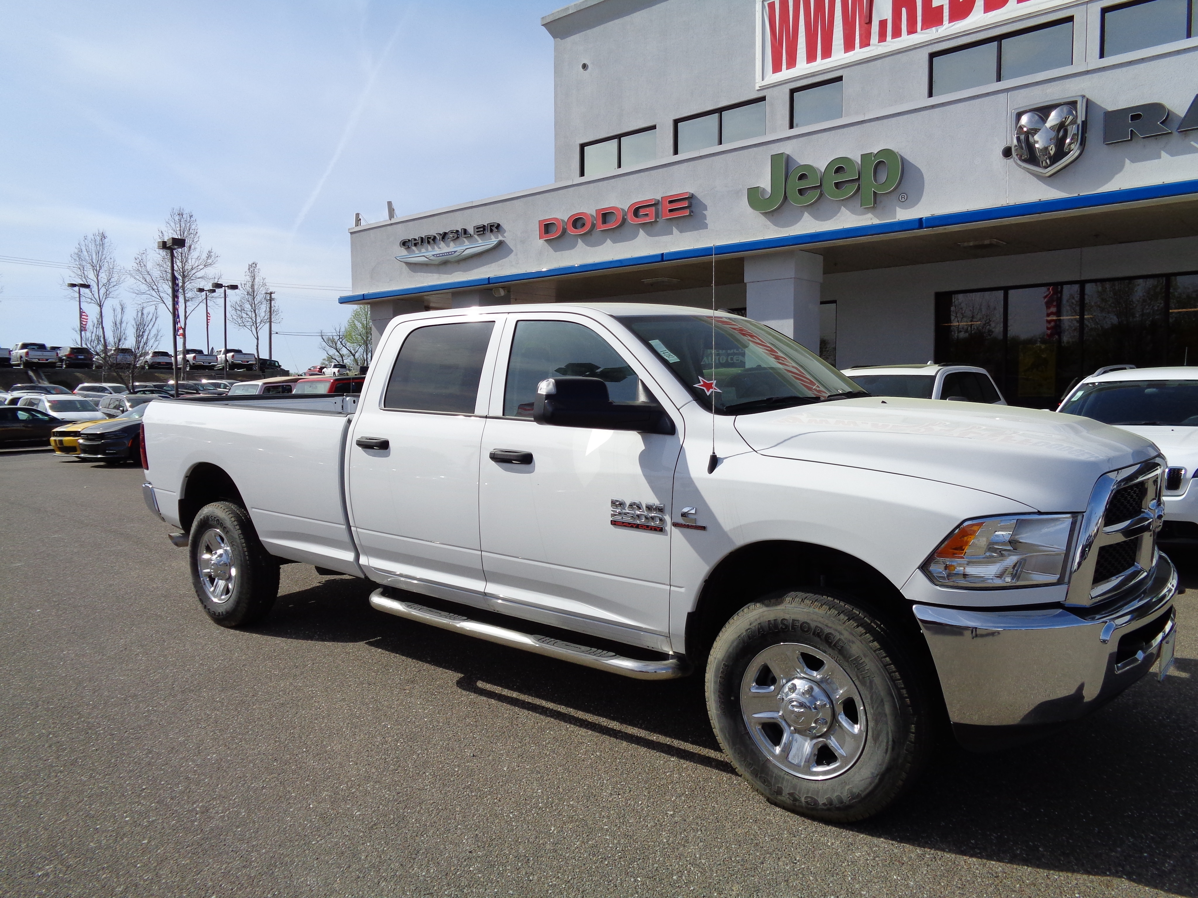 2017 Ram 2500 Crew Cab 4x4, Pickup #14282 - photo 1