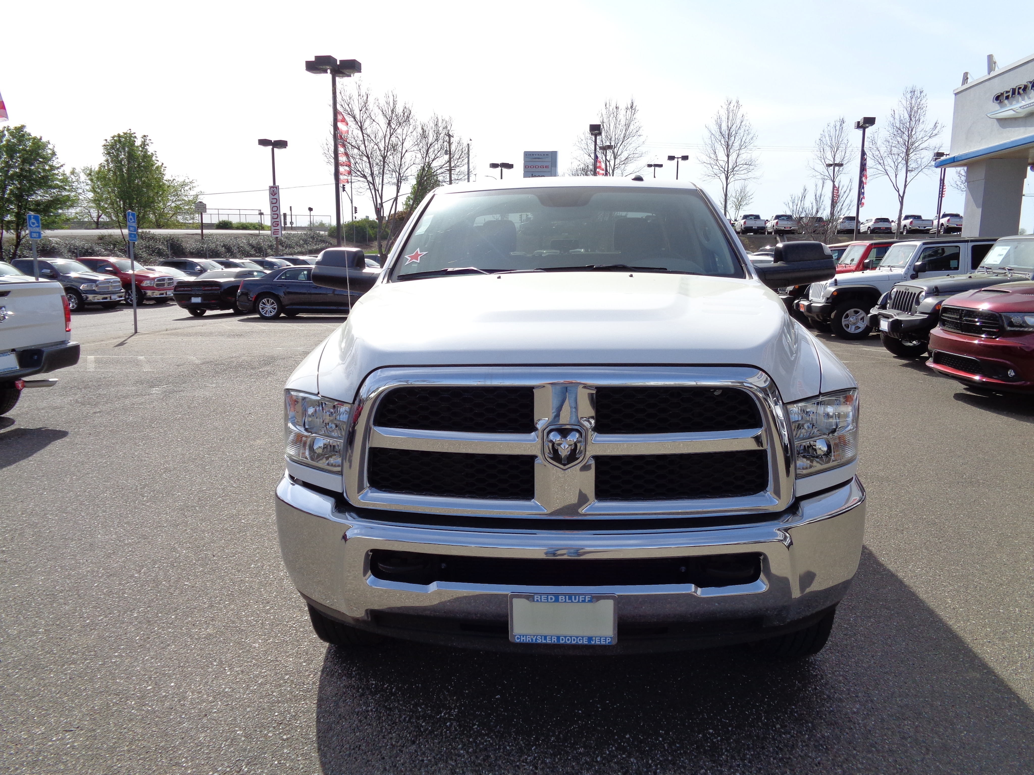 2017 Ram 2500 Crew Cab 4x4, Pickup #14282 - photo 4