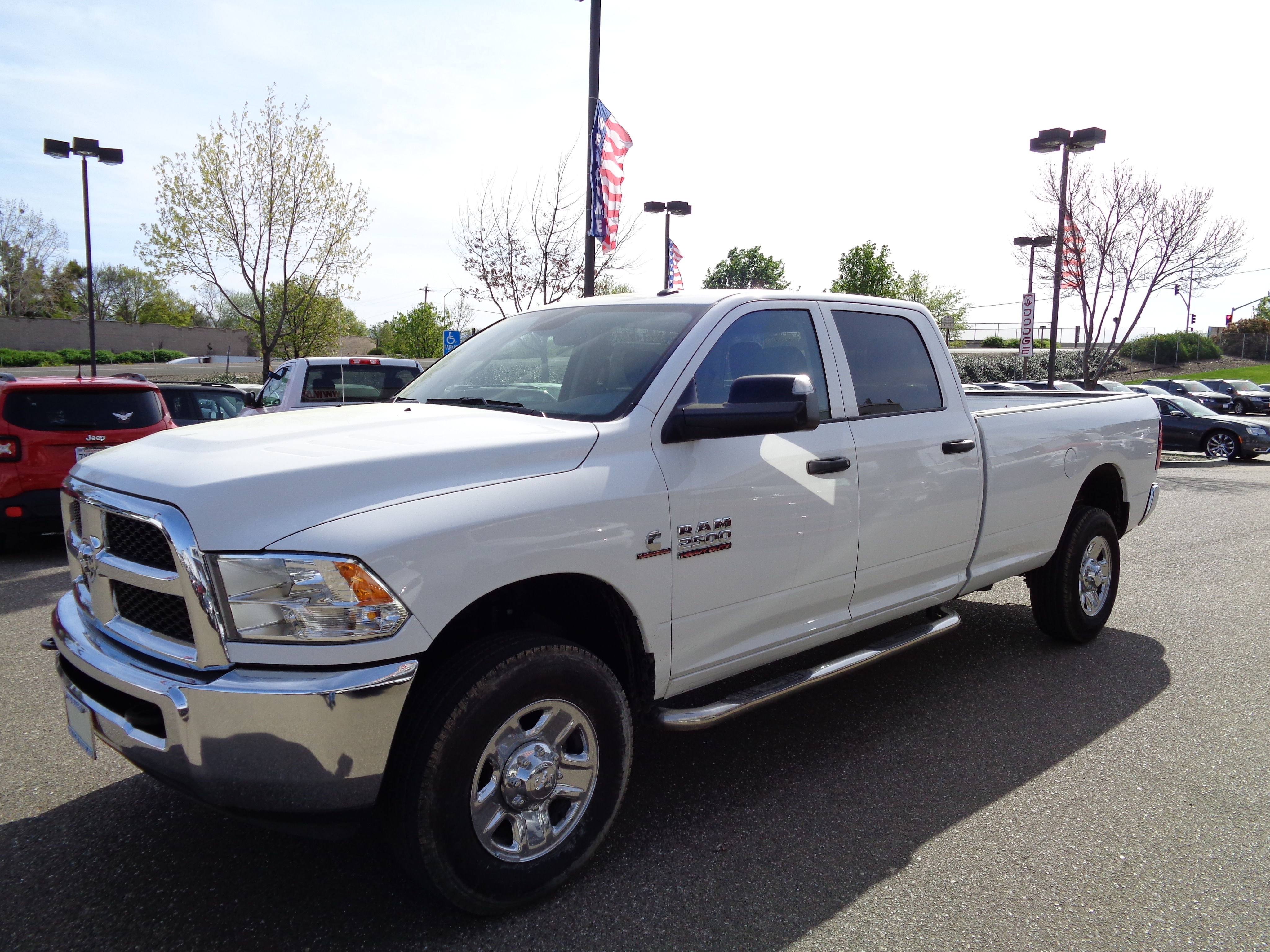 2017 Ram 2500 Crew Cab 4x4, Pickup #14282 - photo 5