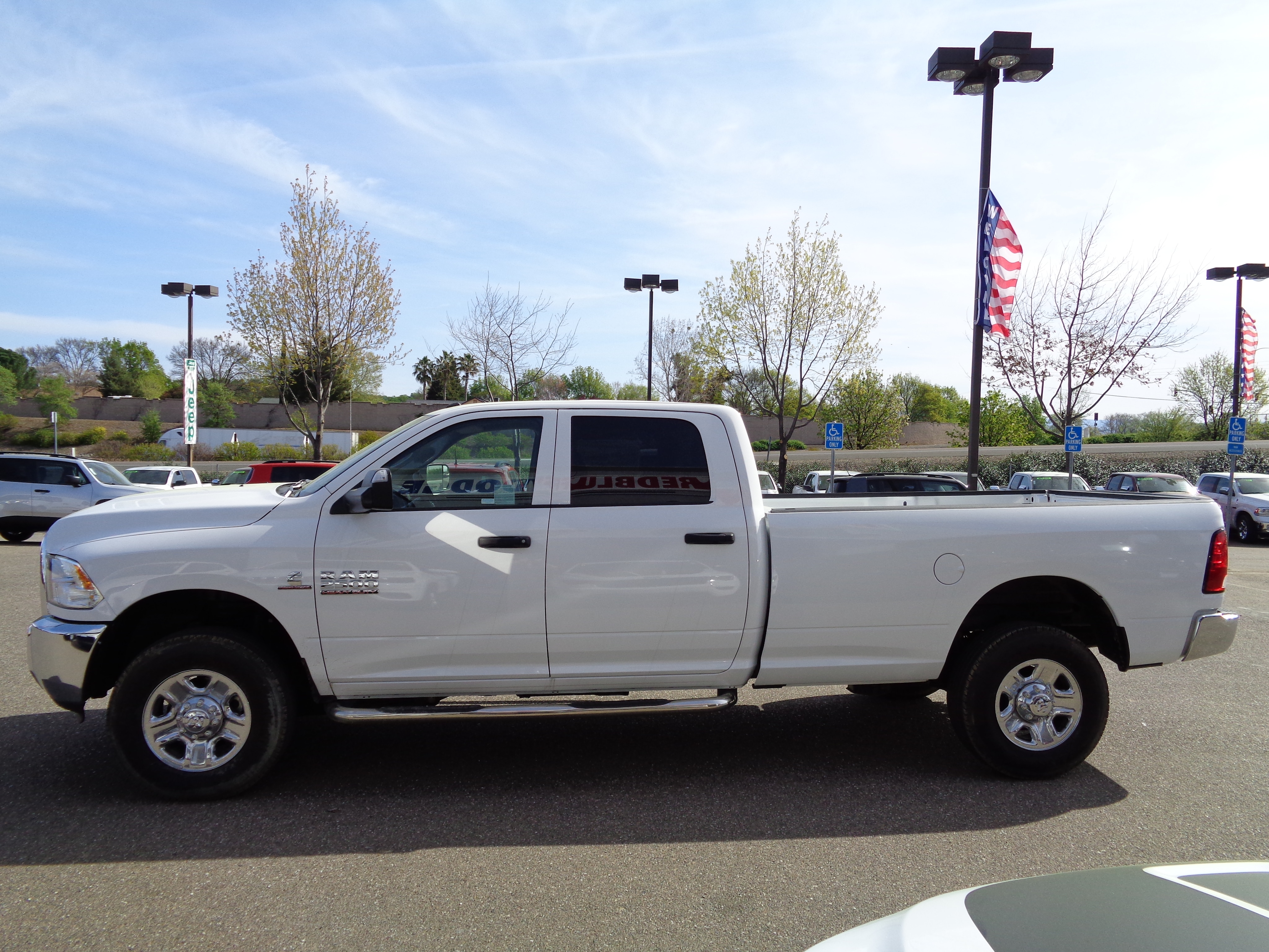 2017 Ram 2500 Crew Cab 4x4, Pickup #14282 - photo 6