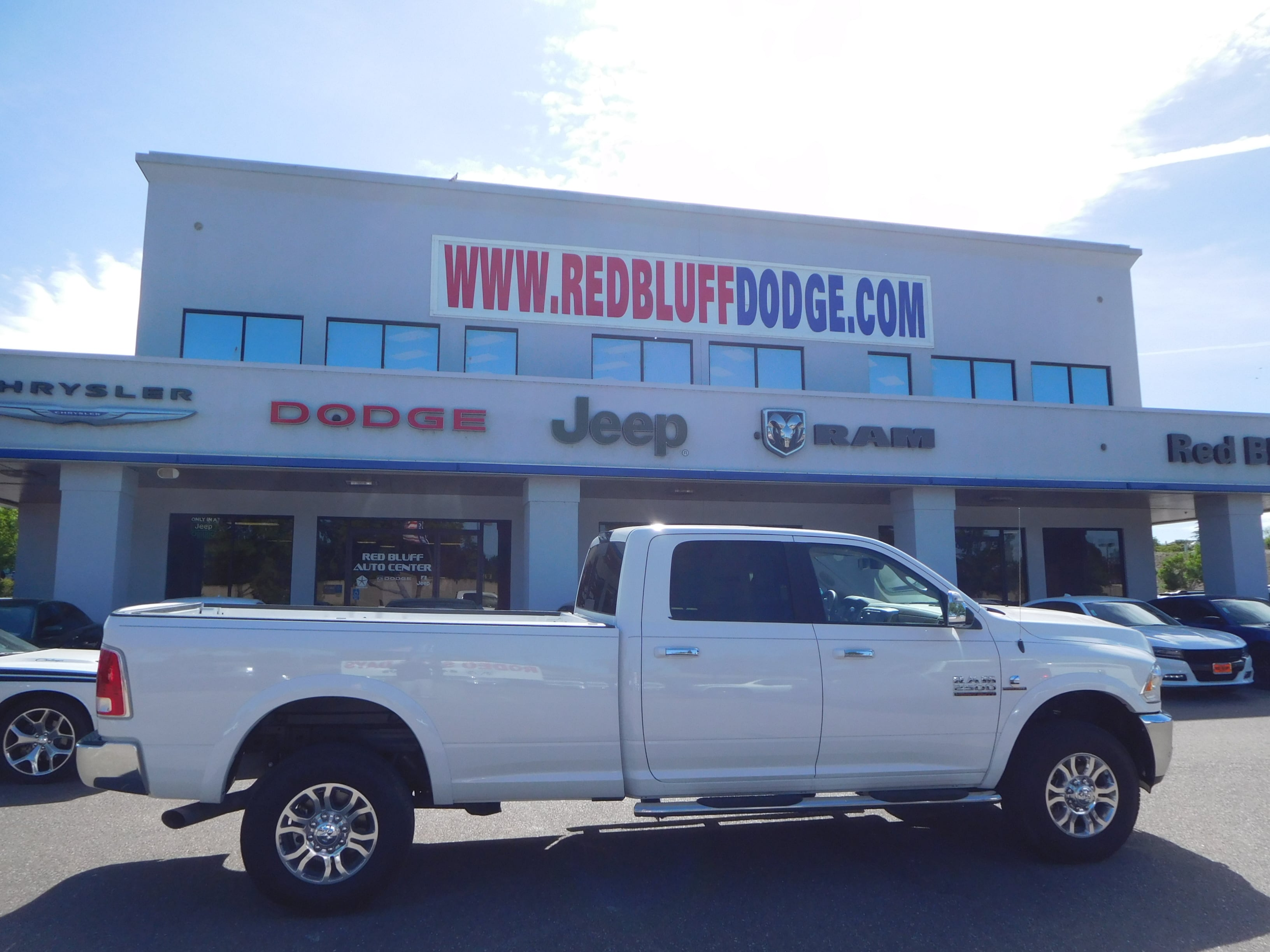 2017 Ram 2500 Crew Cab 4x4,  Pickup #14293 - photo 3