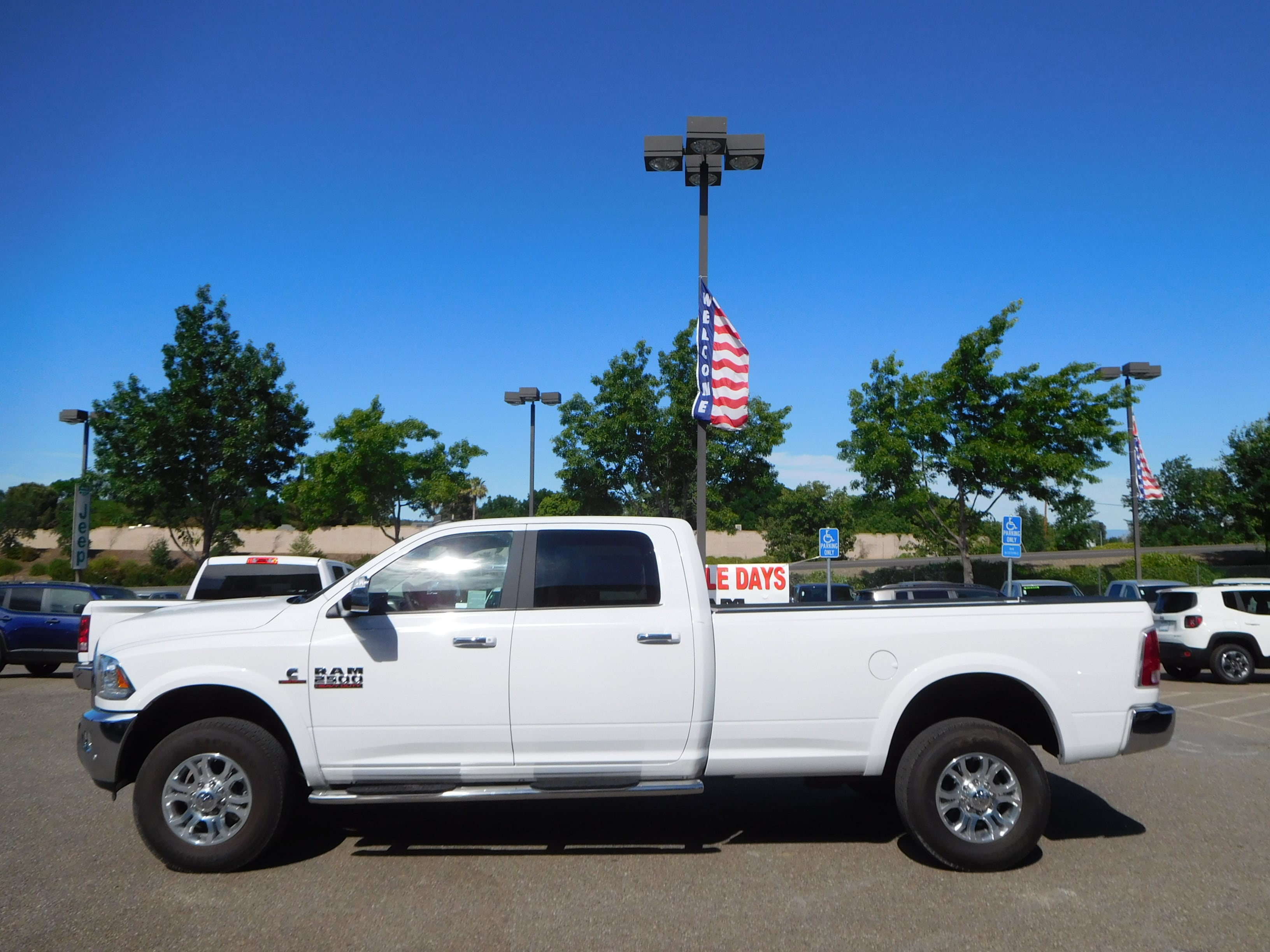 2017 Ram 2500 Crew Cab 4x4,  Pickup #14293 - photo 6