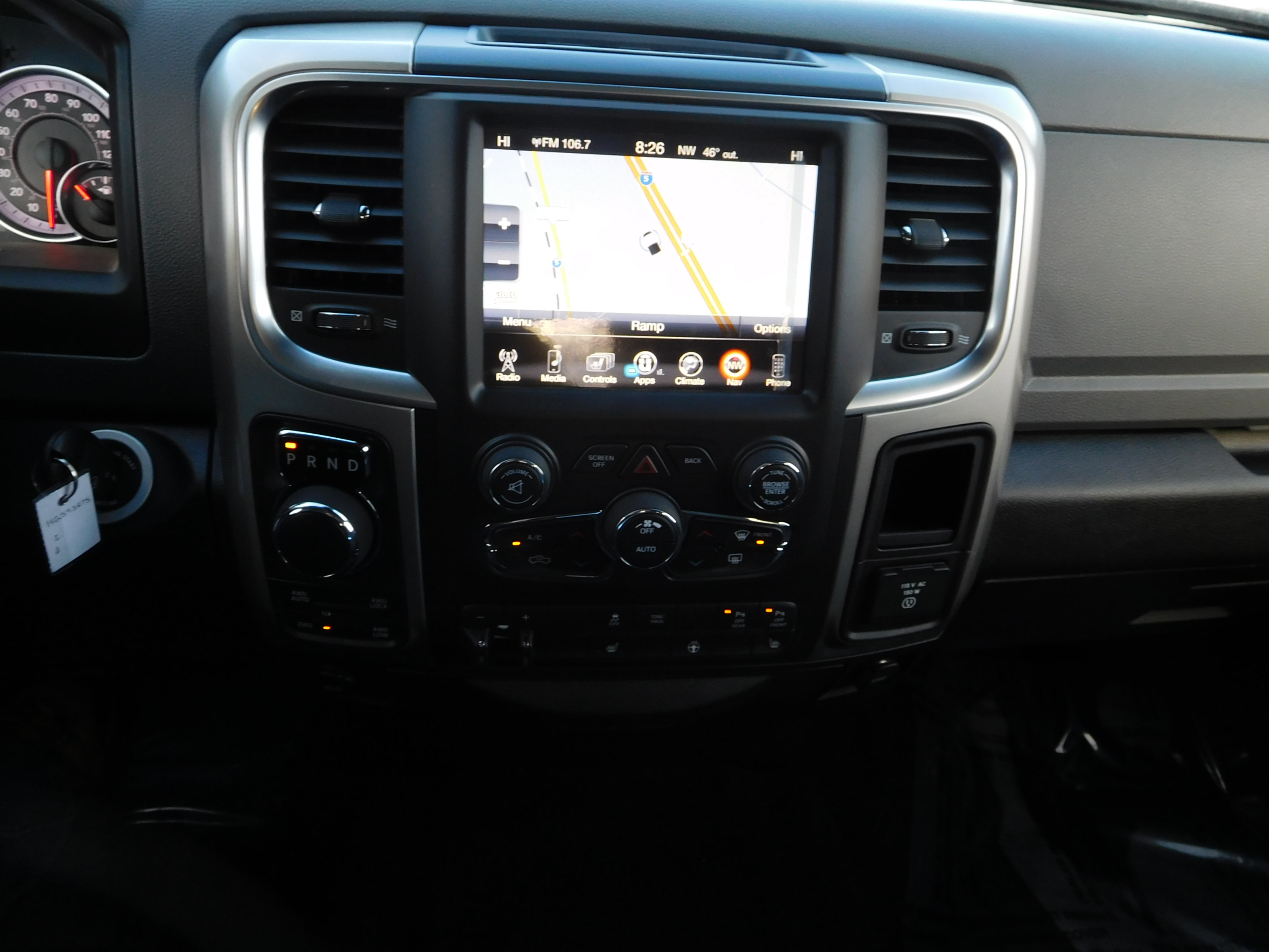 2017 Ram 1500 Crew Cab 4x4 Pickup #14427 - photo 13