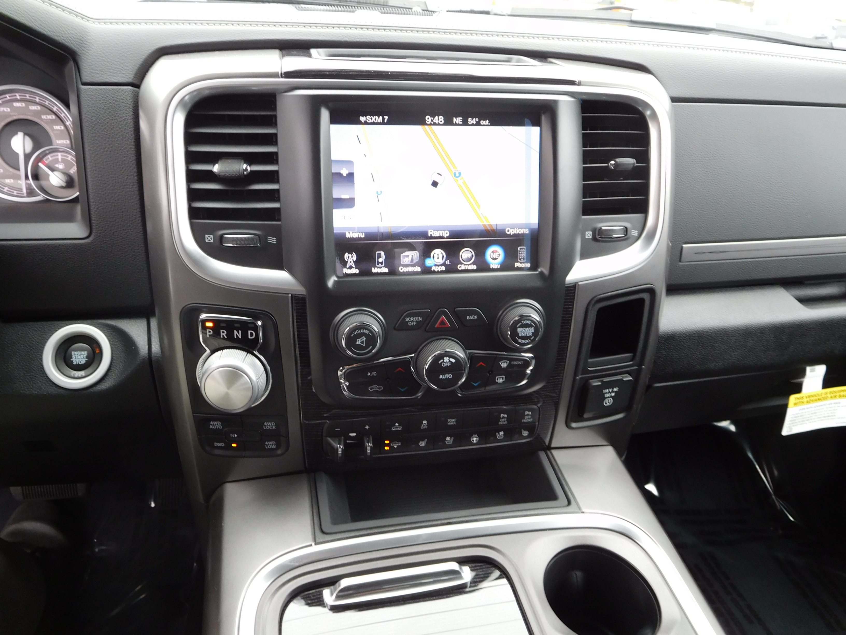 2017 Ram 1500 Crew Cab 4x4, Pickup #14614 - photo 15