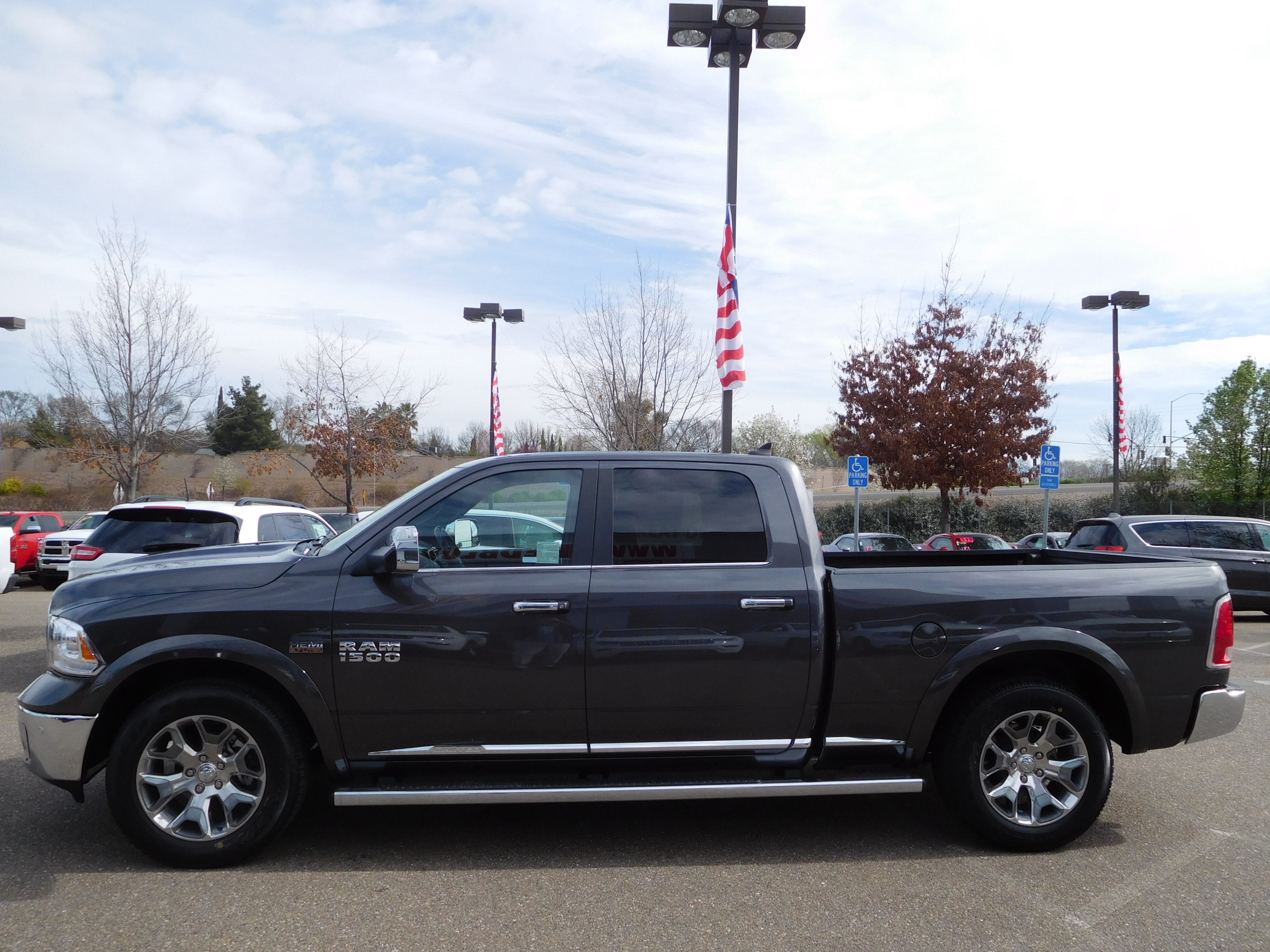 Red Bluff Dodge >> New 2017 Ram 1500 Crew Cab, Pickup | For Sale in Red Bluff, CA