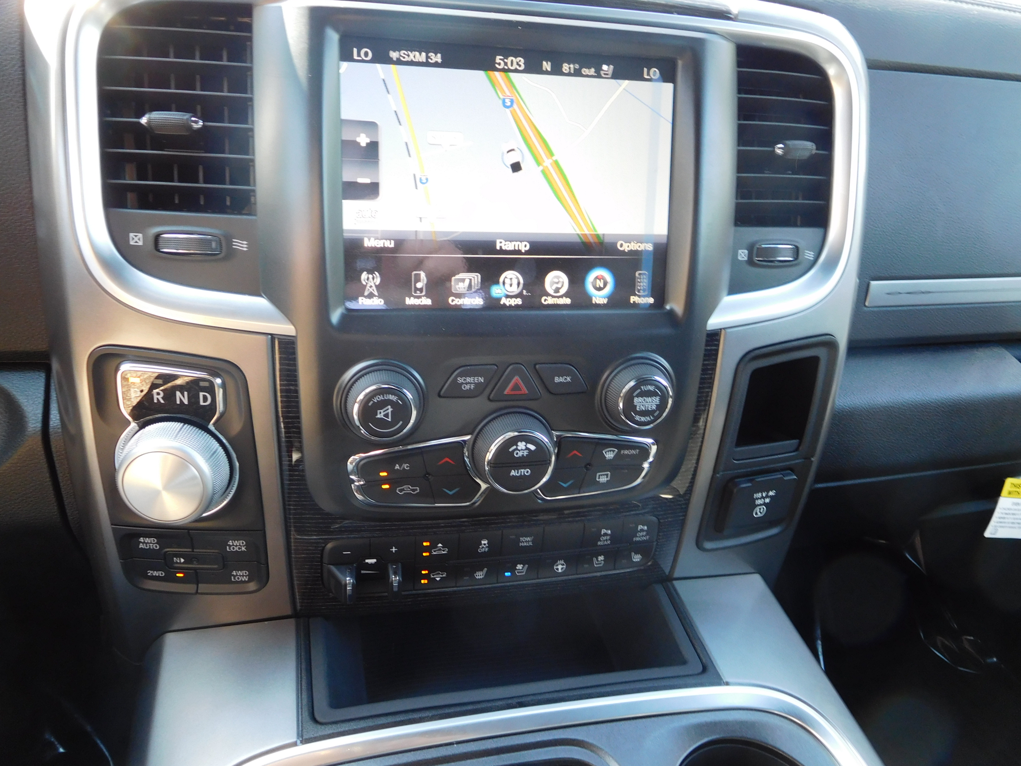 2017 Ram 1500 Crew Cab 4x4, Pickup #14947 - photo 11