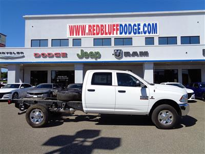 2017 Ram 3500 Crew Cab 4x2,  Cab Chassis #15012 - photo 3