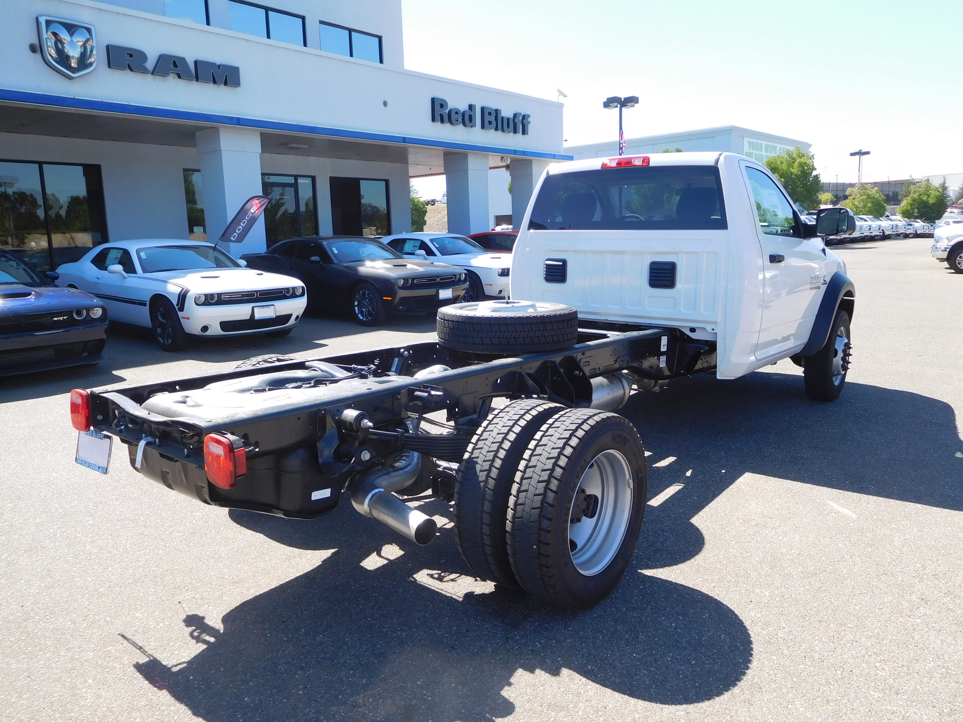 2017 Ram 4500 Regular Cab DRW 4x4,  Cab Chassis #15070 - photo 2