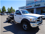 2017 Ram 4500 Regular Cab DRW 4x4,  Cab Chassis #15070 - photo 1