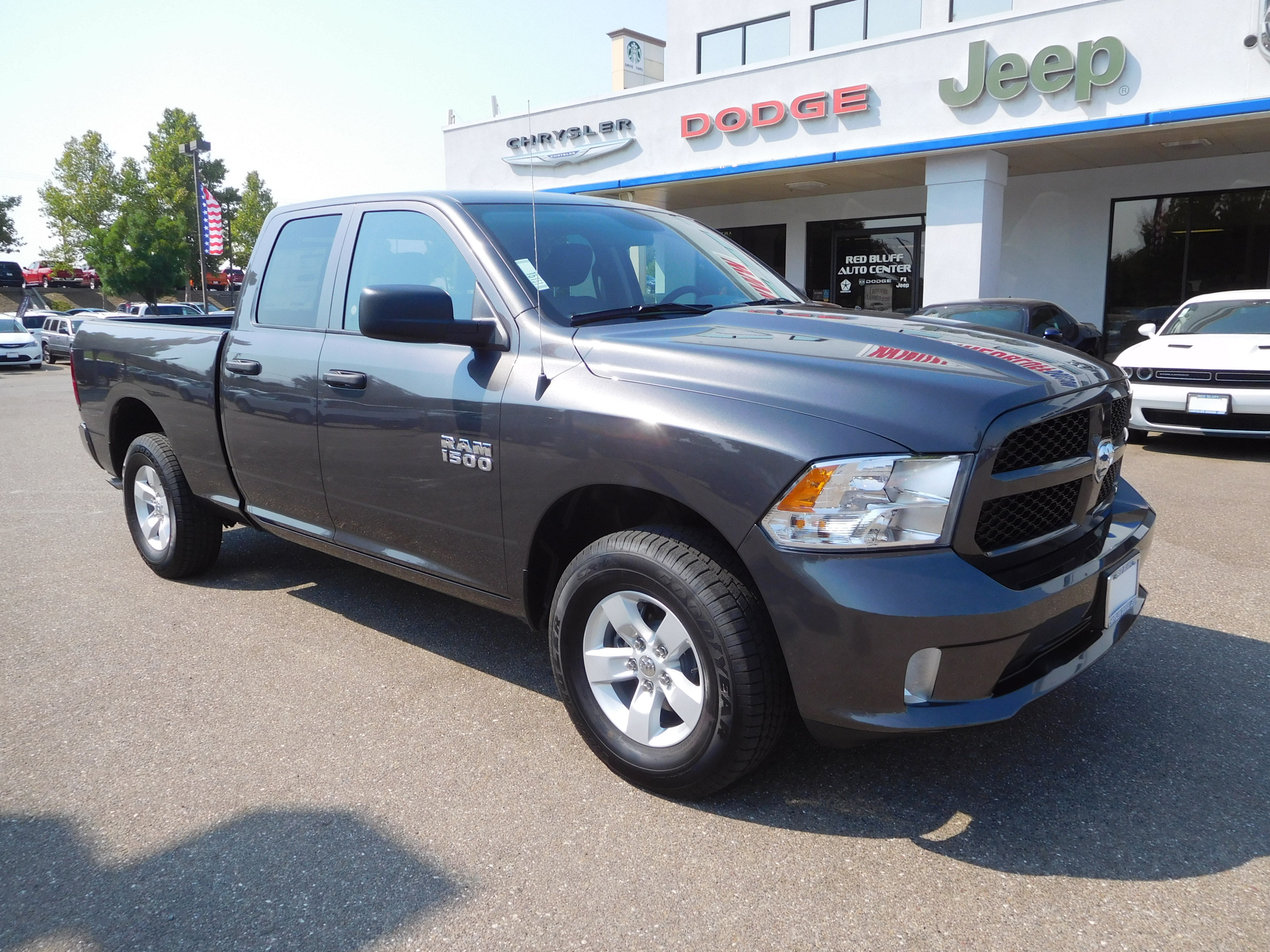 2017 Ram 1500 Quad Cab 4x4 Pickup #15151 - photo 1