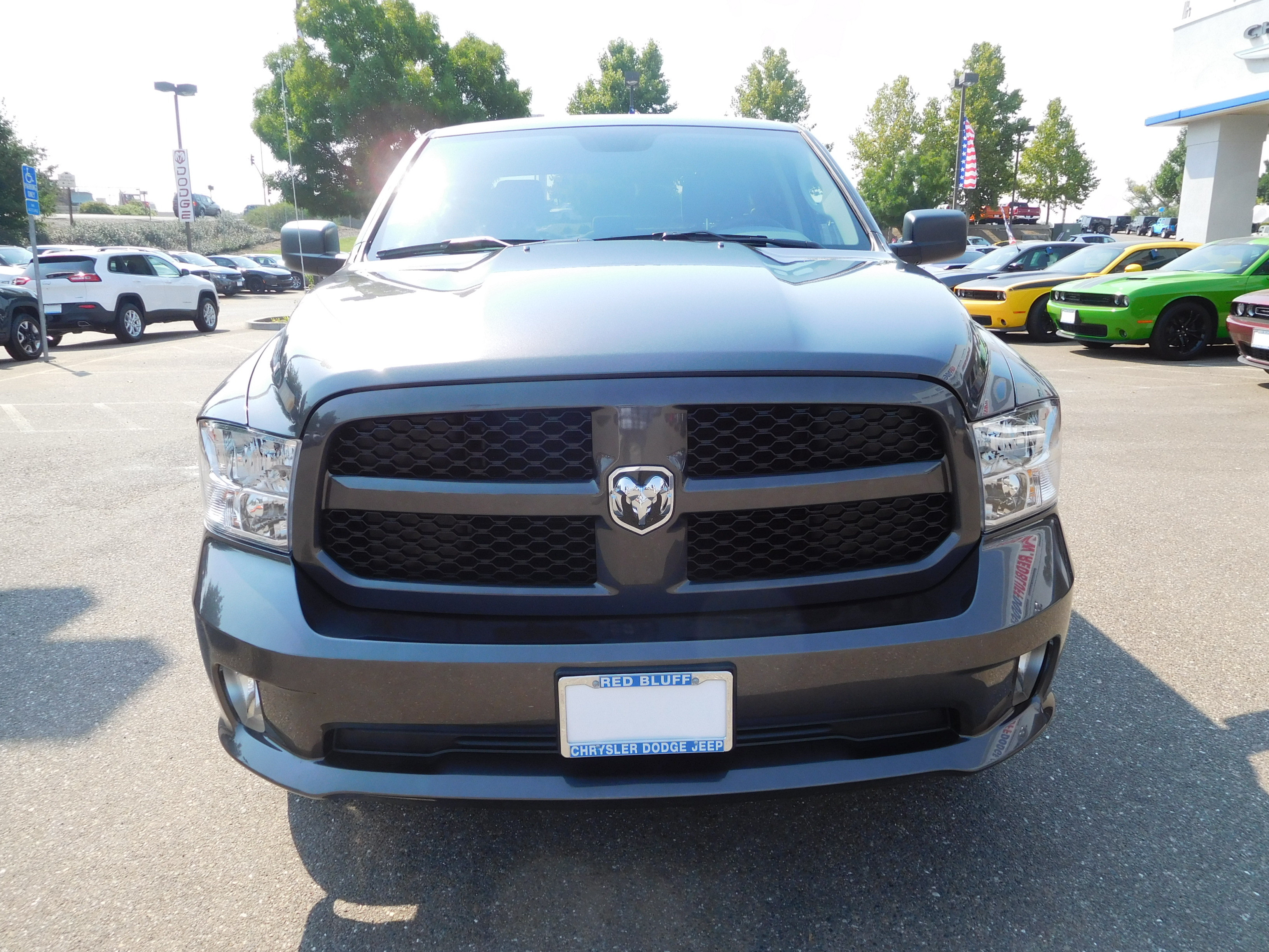 2017 Ram 1500 Quad Cab 4x4 Pickup #15151 - photo 4
