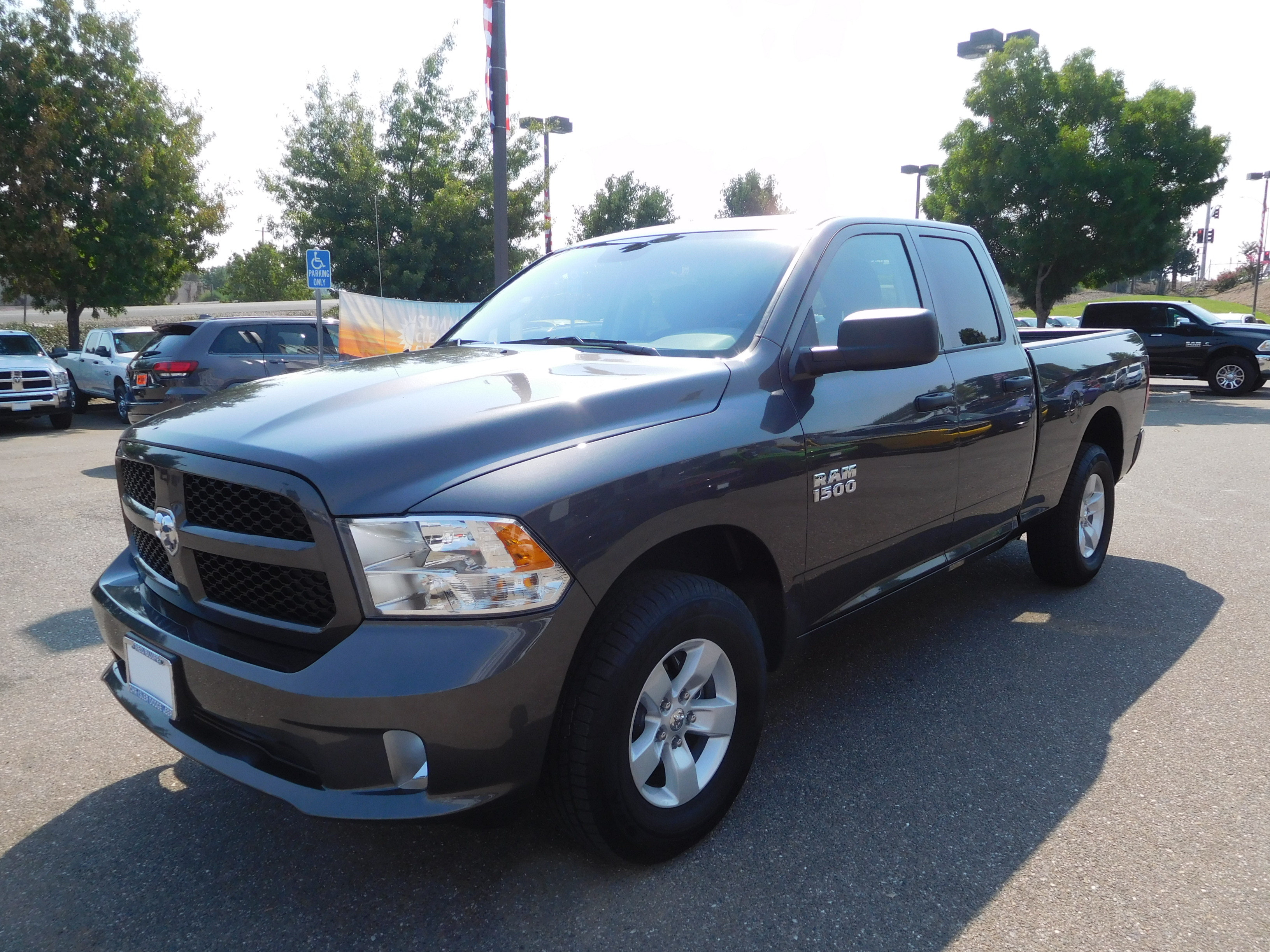 2017 Ram 1500 Quad Cab 4x4 Pickup #15151 - photo 5
